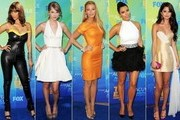 The Best and Worst Dressed at the Teen Choice Awards 2011