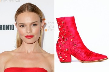 Kate Bosworth Debuts a Funky-Cool Shoe Collection for Matisse