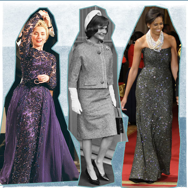 The Most Stylish First Ladies