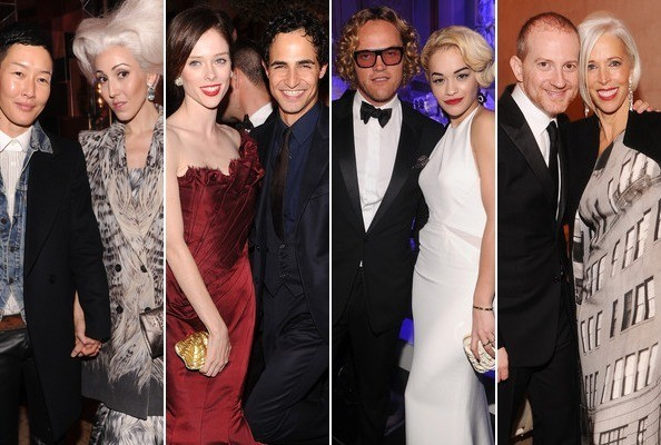 Best Dressed - Bergdorf Goodman's 111th Anniversary Gala