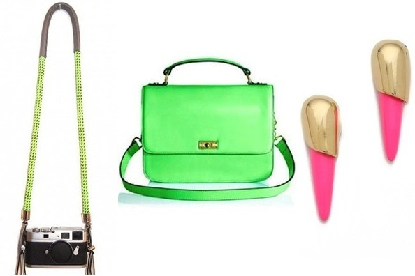 Ten of the Hottest Neon Accessories for Summer