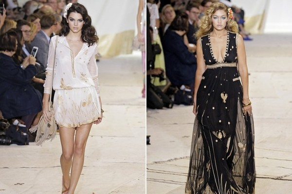 Kendall Jenner and Gigi Hadid's Best Runway Moments