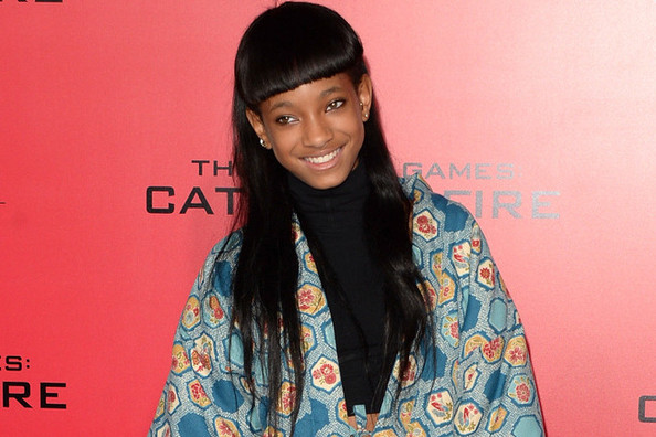 Willow Smith's Many Hair Looks