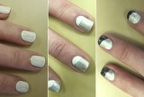The DIY Snowdrifts Manicure
