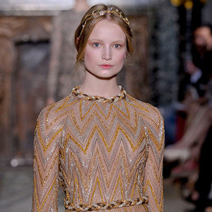 Renaissance Revelry: Valentino Couture Fall 2011