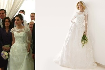 Meet the Designer Behind the Mystery Bride's Dress from the Season Finale of 'Modern Family'
