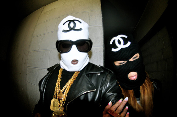 See Justin Bieber Wear Chanel, Spell Chanel [UPDATE: It's Not Chanel]