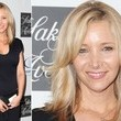 Lisa Kudrow's Choppy Hairstyle