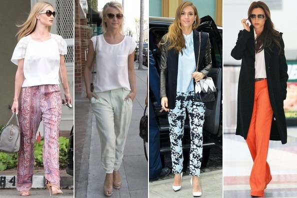 You Voted - The 15 Cutest Celebrity Cozy Pants
