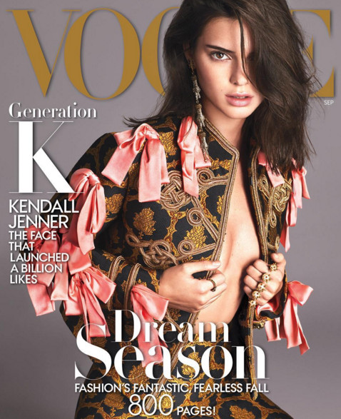 Vogue's September Issue, 2016