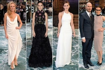 Which 'Noah' Red Carpet Look Is Your Favorite? Vote!