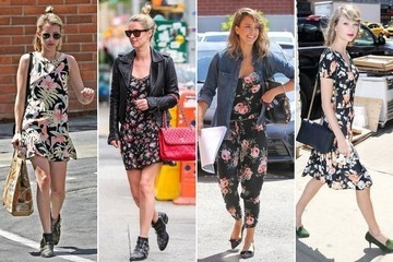 Trend to Try: Dark Florals