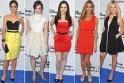 Best Dressed at the 2013 Disney Media Upfronts