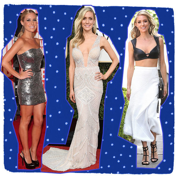 Kristin Cavallari Tells Us Why These Are Her Favorite Looks