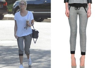 Found: Ashley Benson's Sweatpants