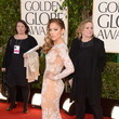 Jennifer Lopez Wears Zuhai Murad at the 2013 Golden Globes