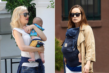 The Shoes Hollywood's Hottest Moms are Wearing