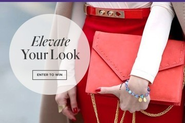 Win a $1,350 Prize Pack to Elevate Your Wardrobe
