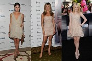 Hollywood Loves the Little Nude Dress