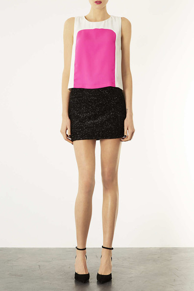 StyleBistro STUFF: Topshop's Color-Blocked Shell