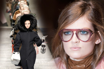 Milan's Best Fall 2014 Runway Looks