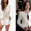 Julianna Margulies' White Jacket on 'The Good Wife'