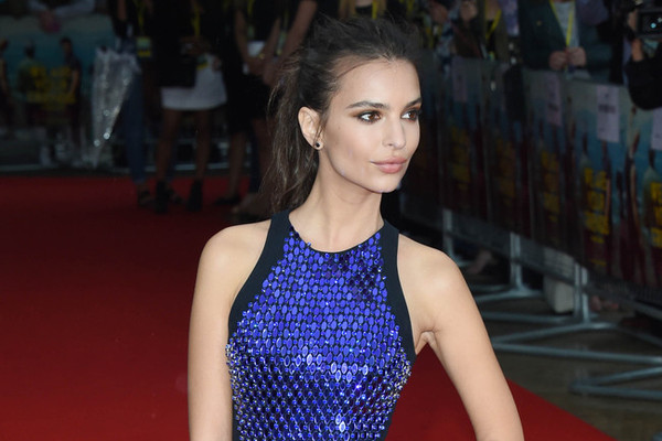 Style Crush: Emily Ratajkowski on the Red Carpet