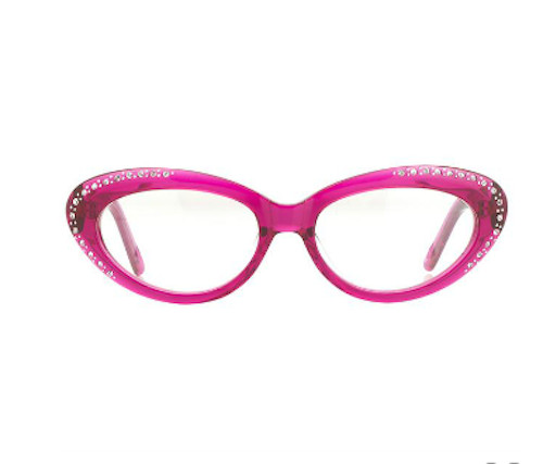 Linda Farrow 'Agent Provocateur' Glasses