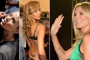 Supermodels with Tattoos