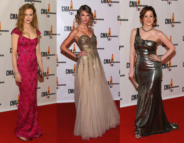 Best and Worst Dressed at the 2009 CMA Awards