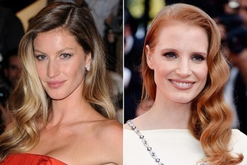 Gisele Tapped as New Face of Pantene, Jessica Chastain Shows Some Skin For YSL, and More!