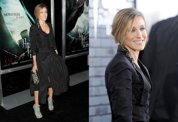 Look of the Day: Sarah Jessica Parker in Vivienne Westwood