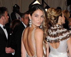 Model Lily Aldridge and Rocker Caleb Followill Are Married