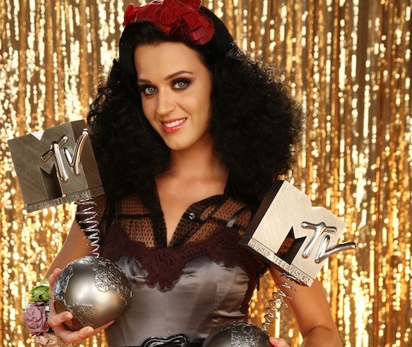 The Many MTV EMA Ensembles of Katy Perry