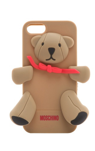 Moschino's iPhone Cases Are Nuts (and I Want One)