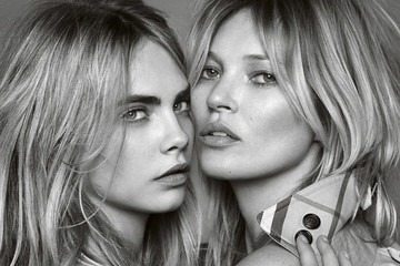 Kate Moss and Cara Delevingne Team Up, Shay Mitchell Lands a Beauty Gig and More