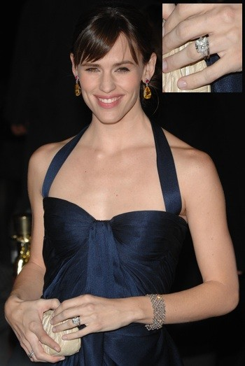 Jennifer Garner engagement rings