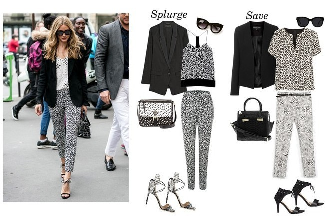 Olivia Palermo Couture Week Outfit