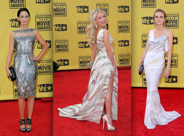 Best and Worst Dressed at the 2010 Critics' Choice Awards