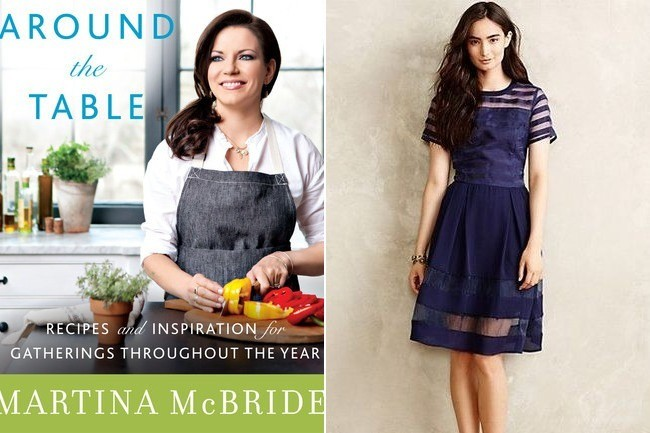 Bookclub: 'Around the Table' by Martina McBride