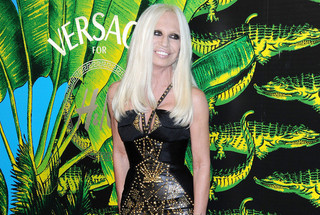 Versace for H&M to Launch Spring 2012 Collection