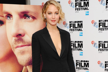 Jennifer Lawrence's Smart Coat Dress