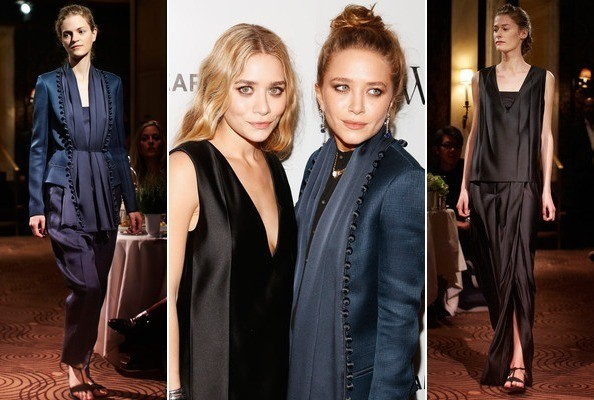 Look of the Day: Mary-Kate & Ashley Olsen