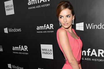 Look of the Day: Camilla Belle's Pink Gown