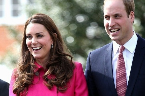 Kate Middleton and Prince Wiliam Have a Girl