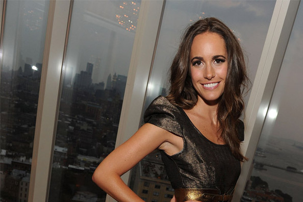 Louise Roe Gets Ready for the Oscars Red Carpet
