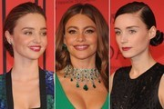 Best Hair & Beauty at the 2013 CFDA Fashion Awards