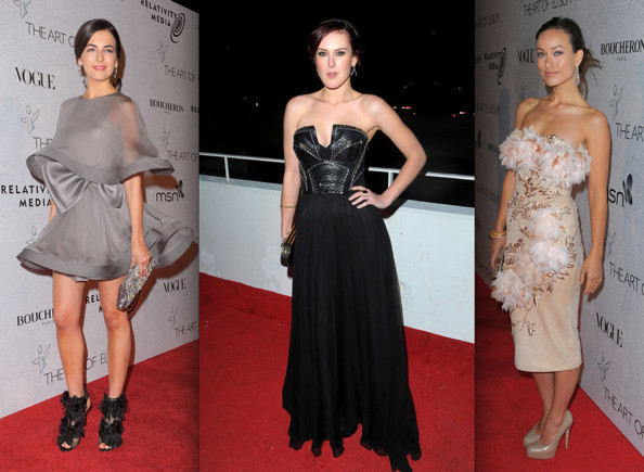 Best and Worst Dressed at the Art of Elysium's 3rd Annual Gala