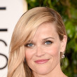 Reese Witherspoon's Side Part and Blushing Cheeks