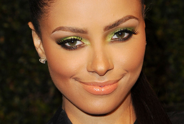 Kat Graham - The Best Prom 2012 Makeup Looks - StyleBistro
